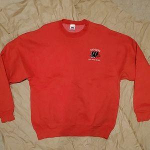 1994 Wisconsin Badgers Crewneck